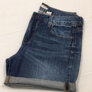 J Crew boyfriend shorts